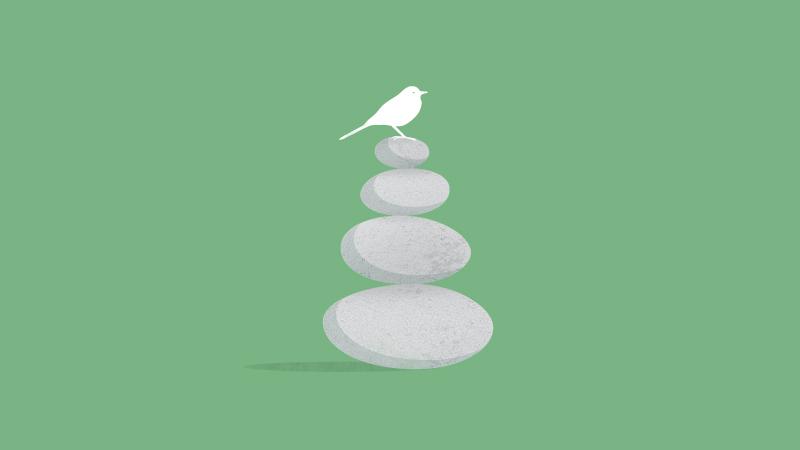 principles of design balance illustration
